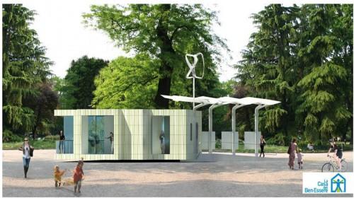 La Casa ecologica del Ben-Essere