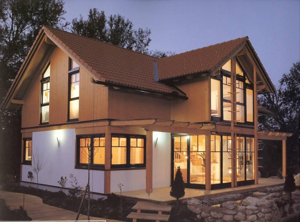 Case in legno perche ecologia - Costo di una casa in legno ...