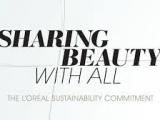 L'Oreal - progetto per la sostenibilità ambientale
